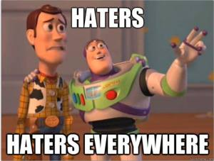 hater, internet, troll, redes sociales