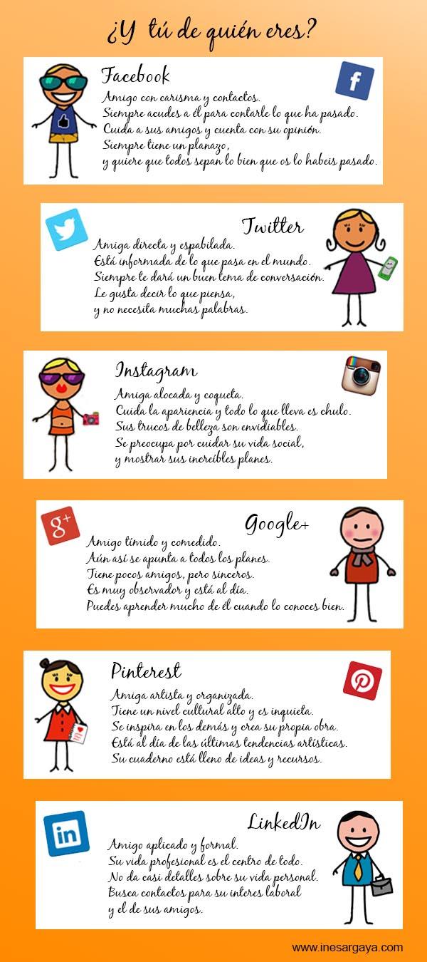 Redes Sociales, Facebook, Twitter, Instagram, Google+, Pinterest, LinkedIn, community manager, Social Media